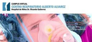 """Centro Respiratorio """"Dr. Alberto Alvarez"""" del Hospital de Niños """"Ricardo Gutiérrez"""". Ciudad Autónoma de Buenos Aires, Argentina."""